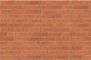 Ibstock Facing Brick 65mm Hearted Red Rustic Pack of 500 — Armstrong Supplies