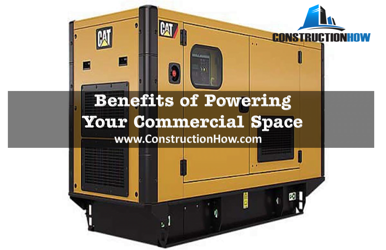 Benefits of powering your commercial space