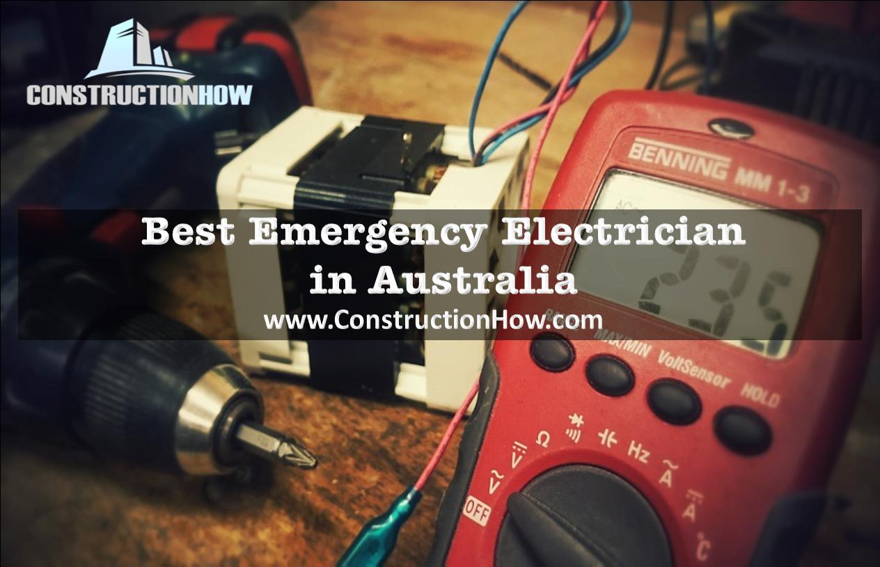 Best Emergency Electrician in Australia